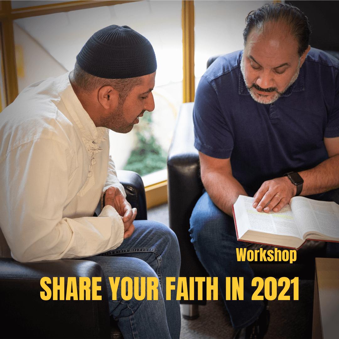 share faith in 2021